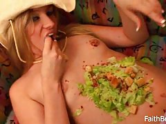 Erotic Vegetable Salad