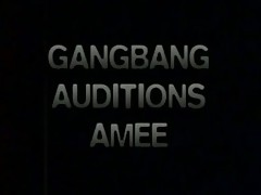 Gangbang Audition