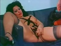 Vanessa Del Rio forced to put Banana in Pussy