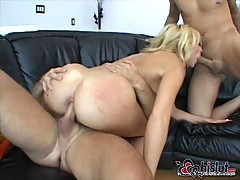 Kelly Wells DPed & throated