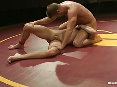 dirty gay wrestling