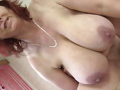 Huge Boobs Mature Fucking Hard