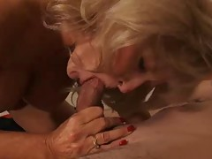 Hot Grandma Loves to Fuck
