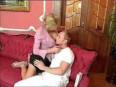 Horny Mature Woman and  young Guy...F70