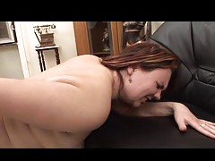 BBW-Milf fucked by a little Guy - Midget
