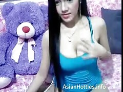 Sexy Asian Cam Girl Like To Show Her Pussy - www.asianhotties.info